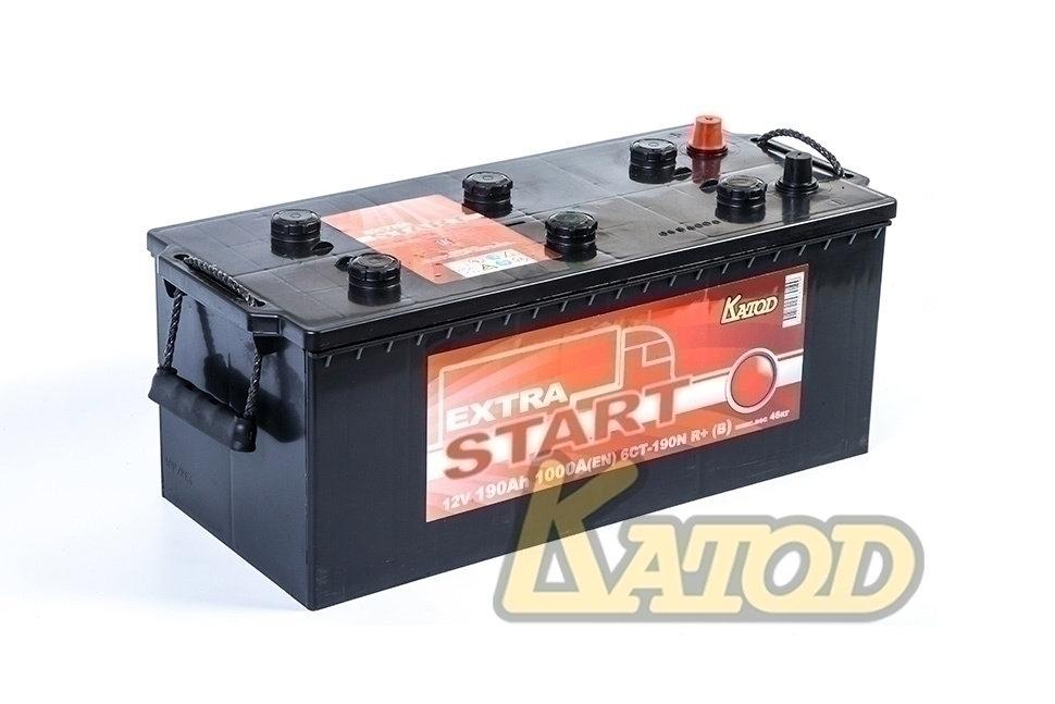 КАТОД EXTRA START 6СТ-190N R+ (B)